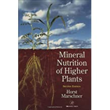 Mineral Nutrition Higher Plants