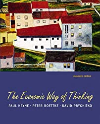 Economic Way of Thinking, The (11th Edition)