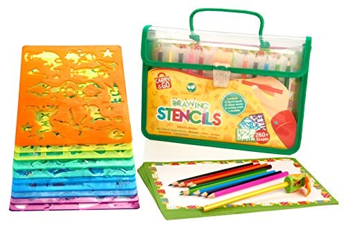 Creativ Craft Stencils Creativity Educational