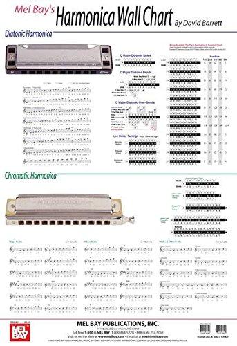 (Harmonica Wall Chart)