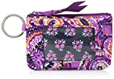 Vera Bradley Iconic Zip ID Case, Signature Cotton, Dream Tapestry