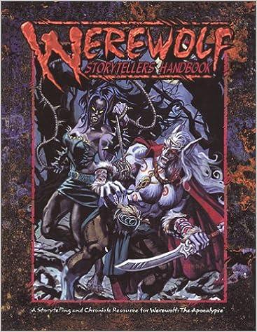 OP Werewolf Storytellers Handbook Revis - Freebooks