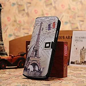 NEW Multifunction Wallet Style PU Leather Durable Case for Samsung Galaxy S4 I9500 (Assorted Colors)