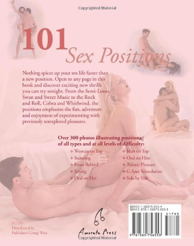 101 sex positions by samantha taylor