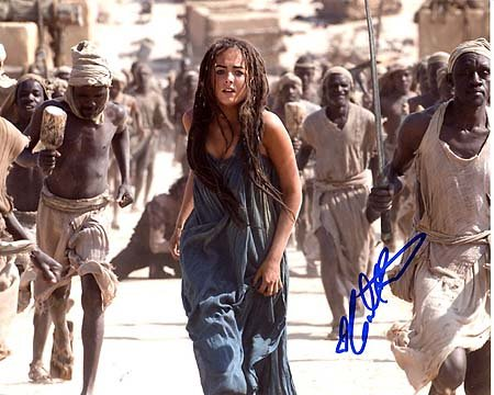 CAMILLA BELLE (10,000 BC) 8x10 Female Celebrity Photo Signed In-Person -  Iconographs