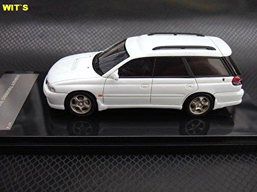 1/43 SUBARU LEGACY TOURING WAGON GT-B(ピュアホワイト) W236