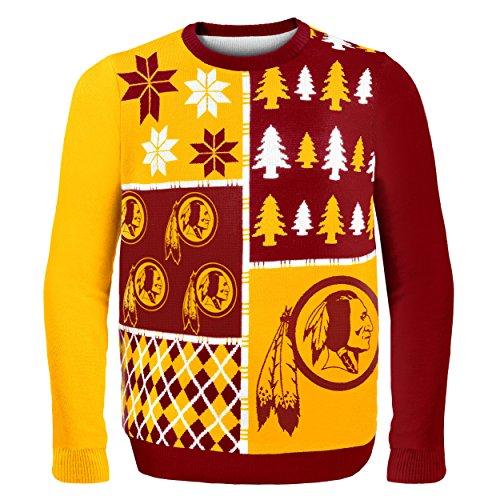 Washington Redskins Ugly Sweater Redskins Christmas
