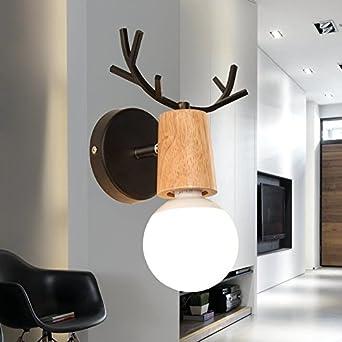 Industrie Retro Wandleuchte Lampen Landhausstil Fü R Landhaus
