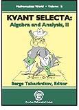 Kvant Selecta, , 0821819151