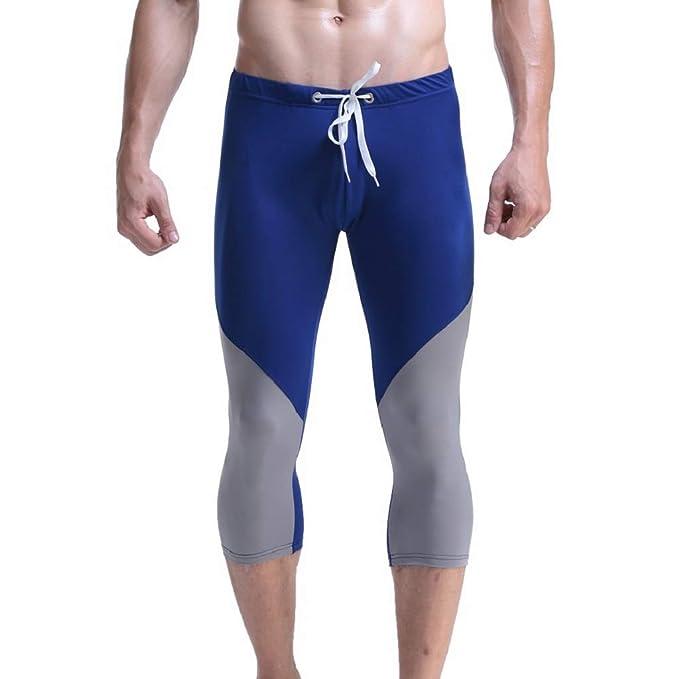 Luckycat Pantalones de Compresión Mallas Hombre Secado ...