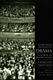 img - for The Broadview Anthology of Drama: Concise Edition: Plays from the Western Theatre (Broadview Anthologies of English Literature) book / textbook / text book