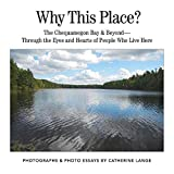 img - for Why This Place?: The Chequamegon Bay & Beyond-Through the Eyes and Hearts of People Who Live Here book / textbook / text book