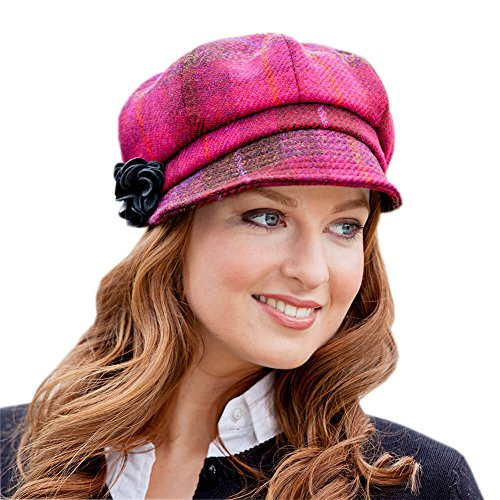 Mucros Weavers Plaid Ladies...