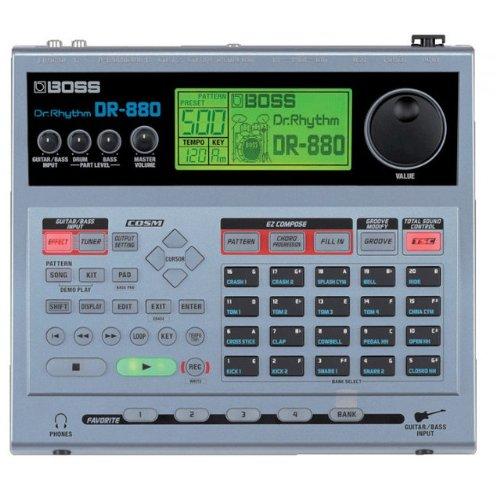Boss DR-880 Dr. Rhythm Drum Machine by BOSS