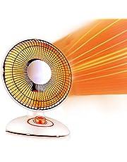 600 W persoonlijke keramische ruimteverwarmer, kleine verwarming, verwarmingsventilator, 30 * 39 cm, 12 * 15 inch, kantel- en oververhittingsbeveiliging, voor slaapkamer en thuisgebruik binnenshuis