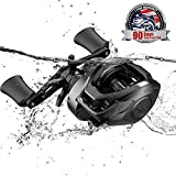 Best Baitcast Reels - Cadence Fishing CB5 Baitcasting Reels Lightweight Graphite Frame Review