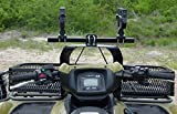 Strongmade 2005-13 Honda Foreman 500/500ES/500S 4X4 and Rubicon 500 4X4 up to 2014 Gun Rack