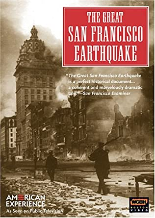 american experience the great san francisco earthquake