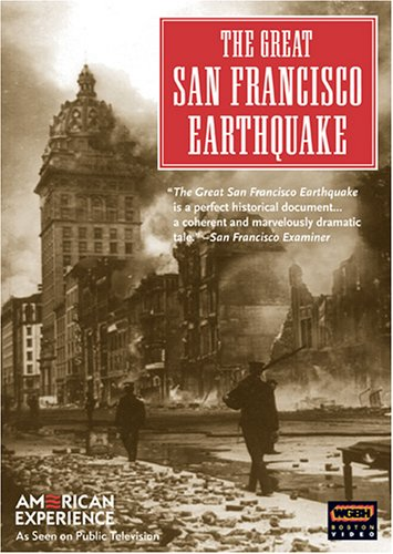 amazon com american experience the great san francisco earthquake rocky collins matthew collins iii movies tv