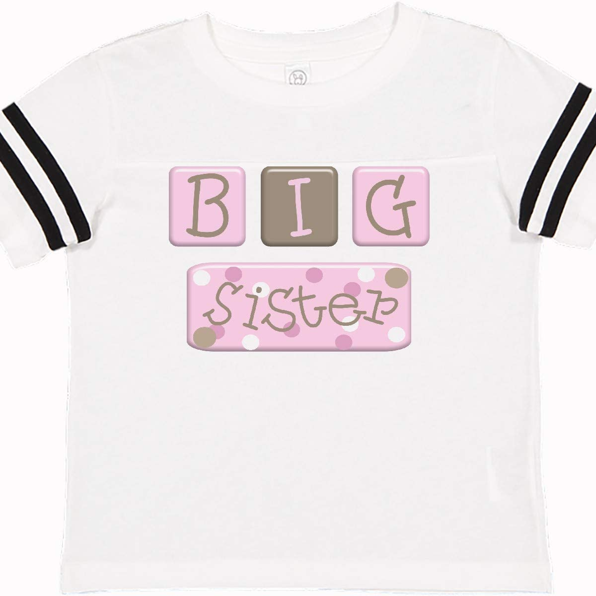 inktastic Big Sister Toddler T-Shirt