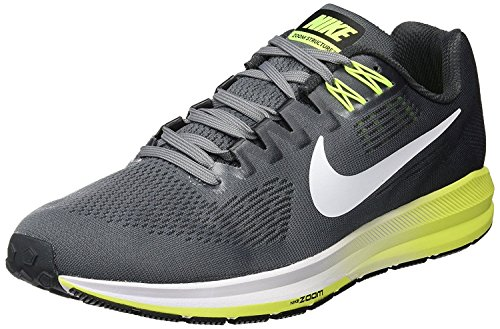Nike Men's Air Zoom Structure 21 Running Shoe COOL