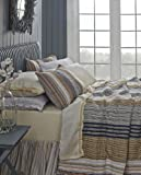 Be-you-tiful Home Wilton Stripe Quilt Set, Queen