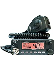 President TXMU668 Radio Samochodowe, Czarny, 40 Kanałów