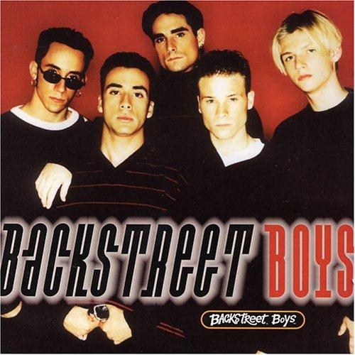 Long Beach Mall Special sale item Backstreet Boys