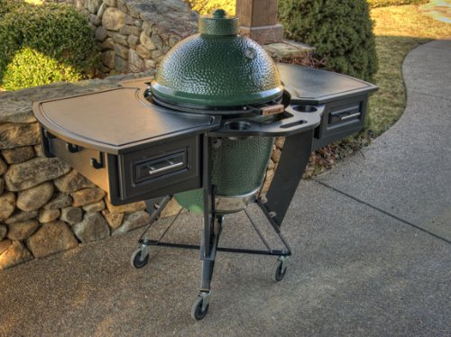 The Roost For The Large Big Green Egg Amazon Co Uk Garden Outdoors