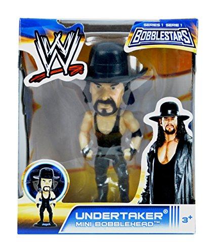 WWE 3.5'' Bobble Head Figures- Undertaker by WWE