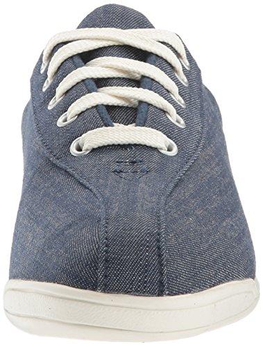 Easy Spirit Dames Ap1 Sneaker Donkerblauwe Stof
