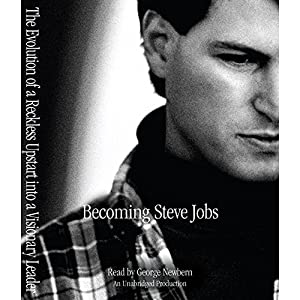 Becoming Steve Jobs | Livre audio