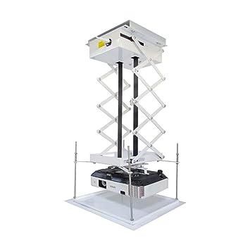 CGOLDENWALL - Soporte de Techo para proyector eléctrico ...