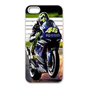 iPhone 5,5S Phone Case Valentino Rossi NKM3083