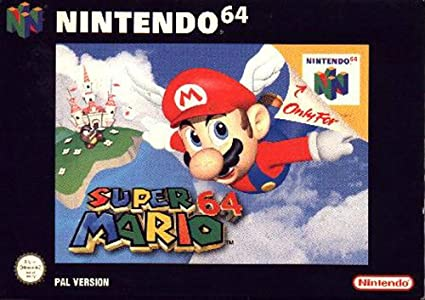 Super Mario 64: Amazon co uk: PC & Video Games