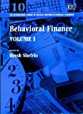 img - for Behavioral Finance (The International Library of Critical Writings in Financial Economics) book / textbook / text book