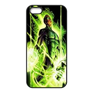 Custom Phone Case With Green Lantern Image - Nice Designed For iPhone 5,5S