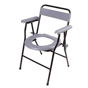 LY88 Silla Anciano Sentado en el Inodoro para discapacitados ...