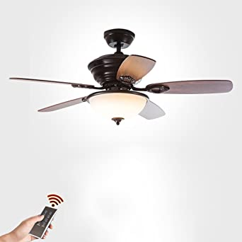 American Home Ventilador de techo Ventilador Ventilador LED Simple ...