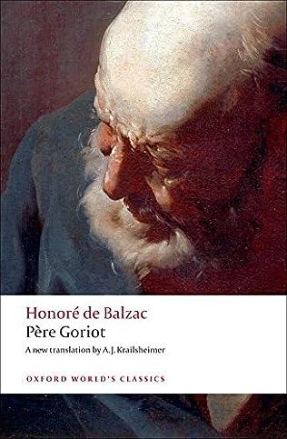 book cover of Pere Goriot