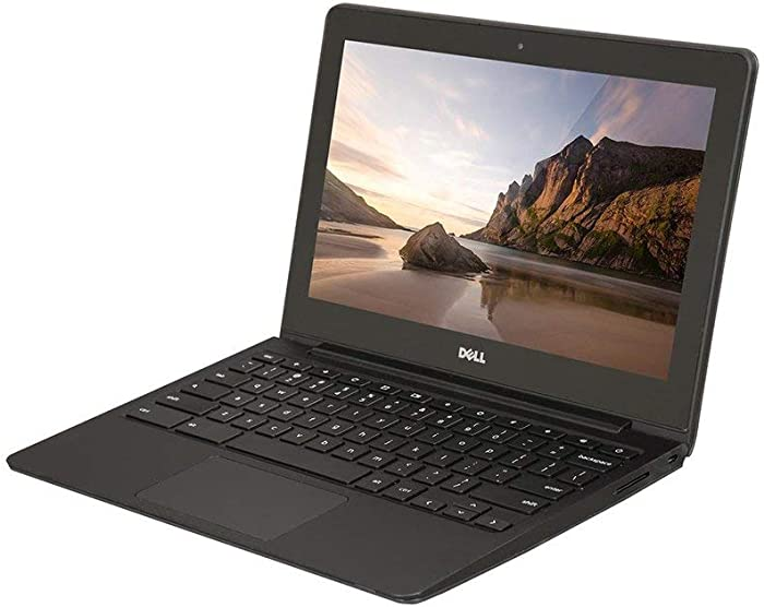 Dell Chromebook 11 CB1C13 11.6inch Laptop Intel Celeron 2955U 1.40GHz 2GB 16GB SSD (Renewed)