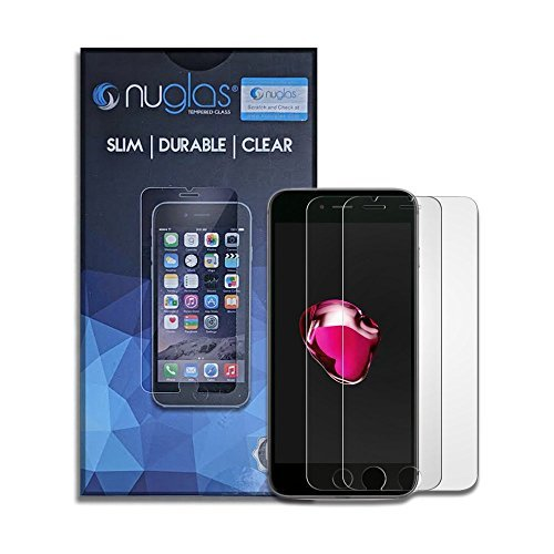 High Quality Tempered Glass for iPhone 8 Plus/7 Plus Single