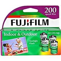 Fujifilm Fujicolor 200 Speed 24 Exposure 35mm Film (Discontinued by Manufacturer) by FUJIFILM