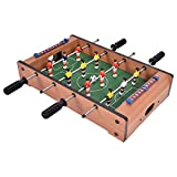 20'' Foosball Soccer Indoor Game Table Family Sport Football