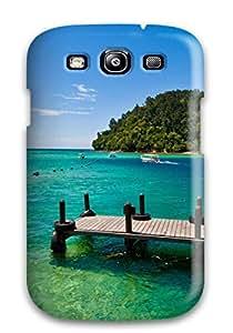 Cute High Quality Galaxy S3 Beaches Malaysia Case