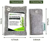 ANXEN Bamboo Charcoal Air Purifying Bags, Activated