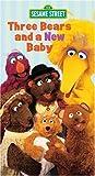 Three Bears & A New Baby [VHS] [Import]