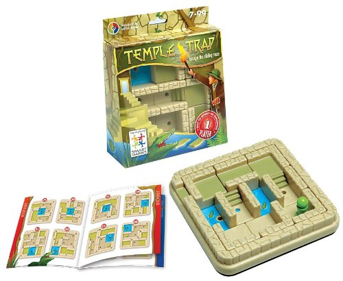 SmartGames SG440US Temple Trap