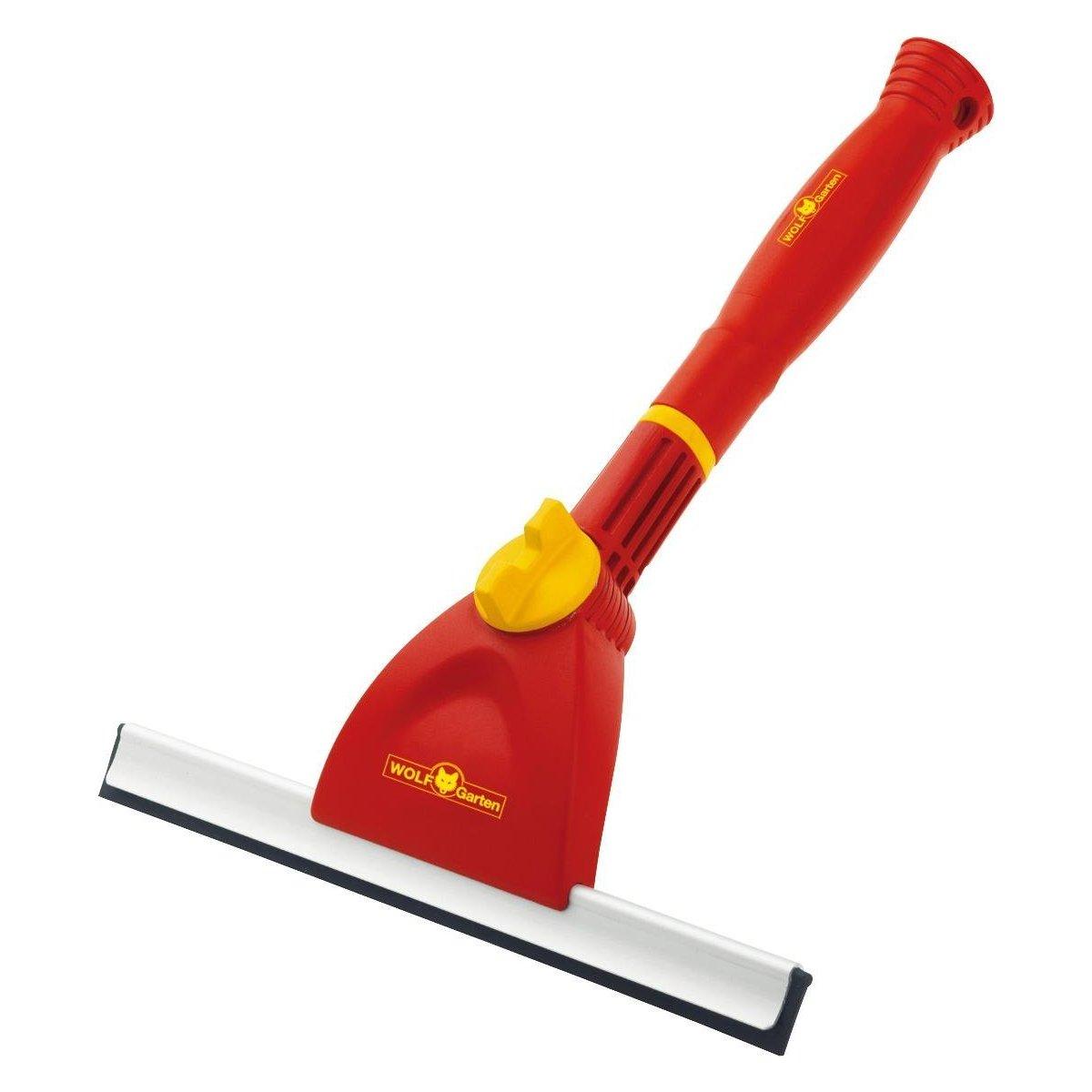 Red 59.2x7.84x3 cm WOLF-Garten FWM Multi-Change Window Wiper Cleaning Tool Head