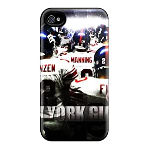AaronBlanchette Iphone 6 High Quality Hard Phone Cases Support Personal Customs Trendy New York Giants Skin [iIP16850lXUD]
